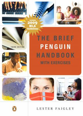 The Brief Penguin Handbook with Exercises 9780205743421