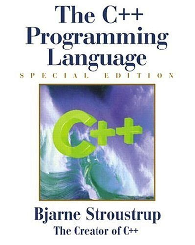 The C++ Programming Language: Special Edition 9780201700732