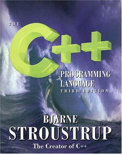 The C++ Programming Language Still Available - 3rd Edition
