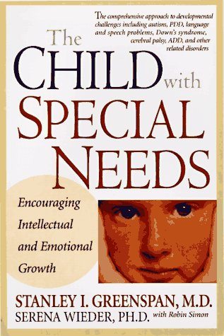 The Child with Special Needs: Encouraging Intellectual and Emotional Growth 9780201407266