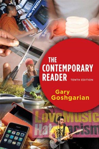 The Contemporary Reader 9780205741441