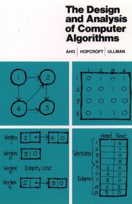 The Design and Analysis of Computer Algorithms 9780201000290