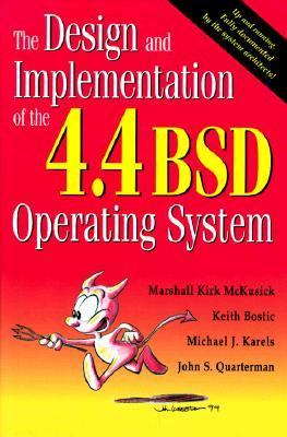 The Design and Implementation of the 4.4 BSD Operating System 9780201549799