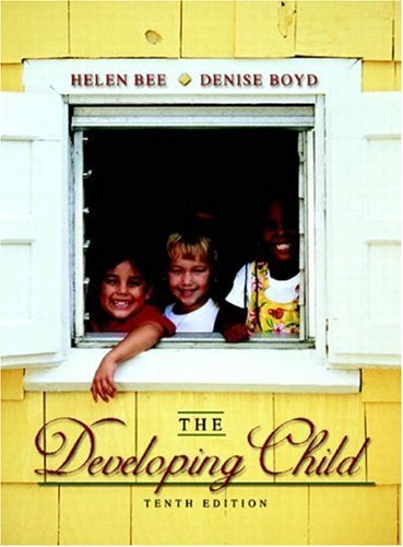 The Developing Child 9780205340989
