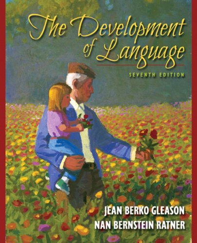 The Development of Language 9780205593033
