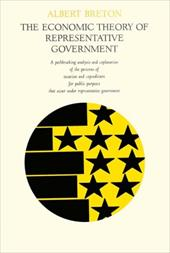 The Economic Theory of Representative Government