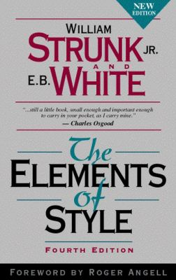 The Elements of Style 9780205313426