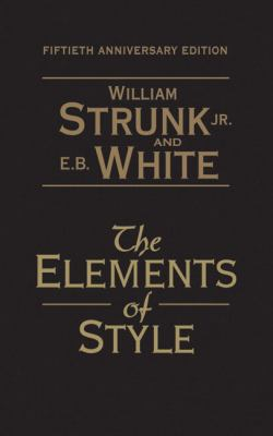 The Elements of Style 9780205632640