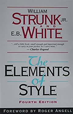 The Elements of Style 9780205309023