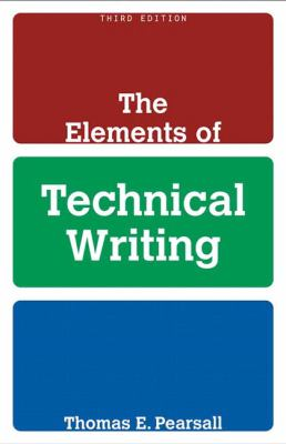 The Elements of Technical Writing 9780205583812