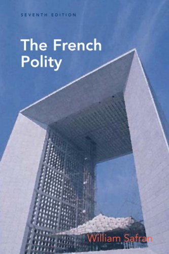 The French Polity 9780205600700