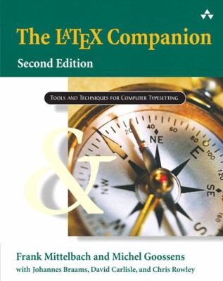 The Latex Companion 9780201362992