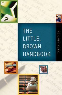 The Little, Brown Handbook 9780205585748