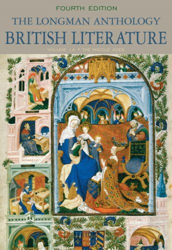 The Longman Anthology of British Literature, Volume 1A: The Middle Ages 9780205655304