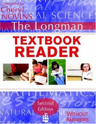 The Longman Textbook Reader: Without Answers 9780205519248