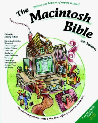 The Macintosh Bible 9780201886368
