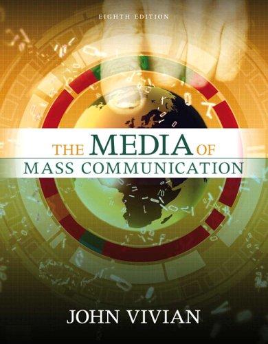 The Media of Mass Communication: 9780205477531