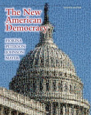The New American Democracy 9780205780167