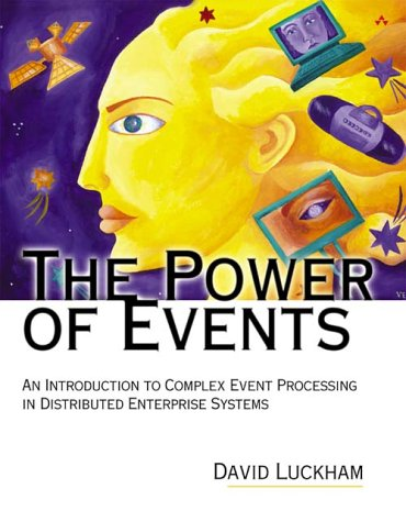 The Power of Events: An Introduction to Complex Event Processing in Distributed Enterprise Systems 9780201727890