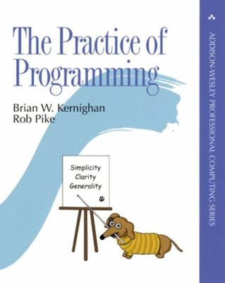 The Practice of Programming 9780201615869