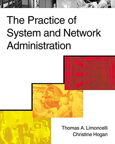The Practice of System and Network Administration 9780201702712
