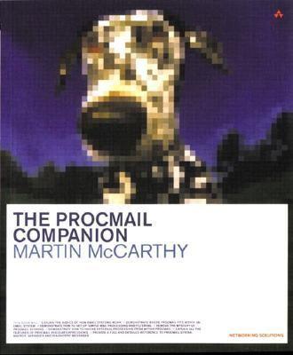 The Procmail Companion 9780201737905
