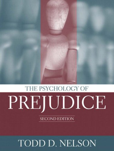 The Psychology of Prejudice 9780205402250