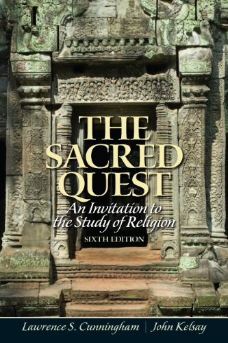 The Sacred Quest: An Invitation to the Study of Religion 9780205191314
