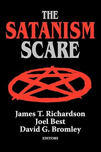 The Satanism Scare 9780202303796
