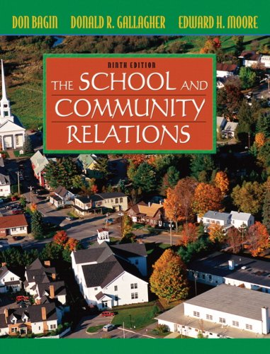 The School and Community Relations 9780205509065