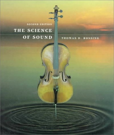 The Science of Sound 9780201157277