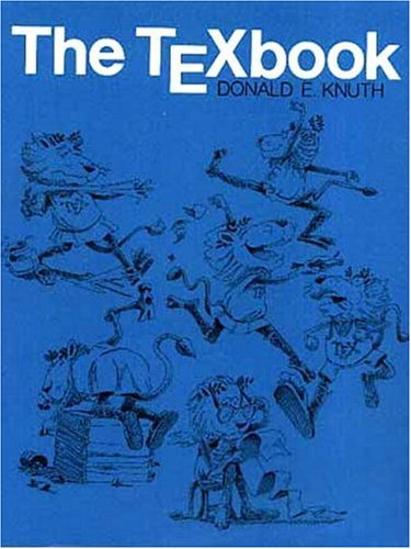 The Texbook 9780201134483