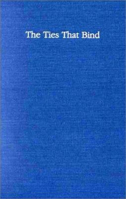 The Ties That Bind: Perspectives on Marriage and Cohabitation 9780202306353