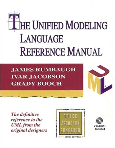 The Unified Modeling Language Reference Manual 9780201309980