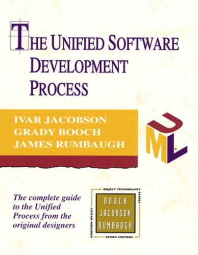 The Unified Software Development Process 9780201571691