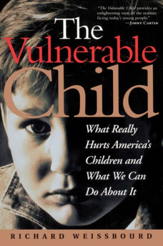The Vulnerable Child: What Really Hurts America's Children and What We Can Do about It 9780201920802