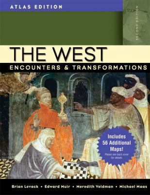 The West: Encounters & Transformations 9780205556977