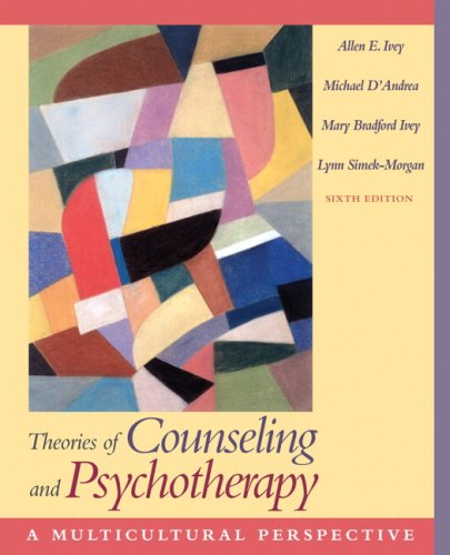 Theories of Counseling and Psychotherapy: A Multicultural Perspective 9780205482252
