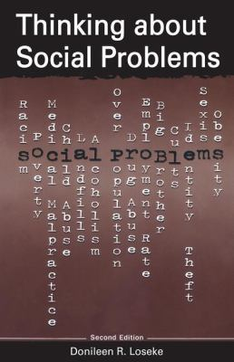 Thinking about Social Problems: An Introduction to Constructionist Perspectives 9780202306841