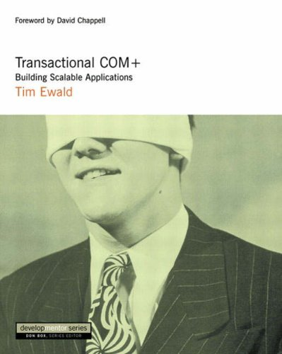 Transactional COM+: Building Scalable Applications 9780201615944