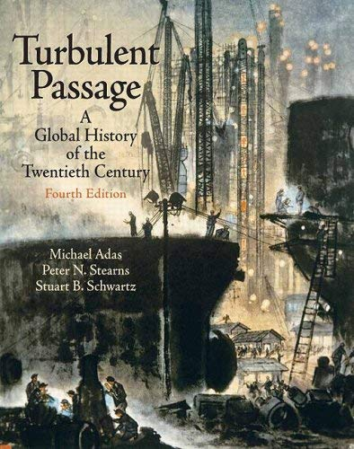 Turbulent Passage: A Global History of the 20th Century 9780205645718