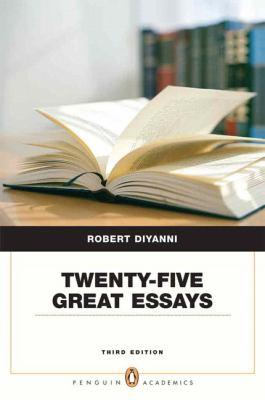 Twenty-Five Great Essays 9780205535569