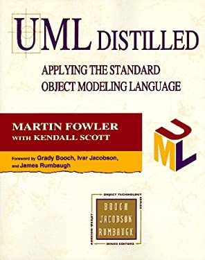 UML Distilled: Applying the Standard Object Modeling Language 9780201325638