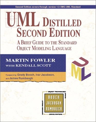UML Distilled: A Brief Guide to the Standard Object Modeling Language 9780201657838