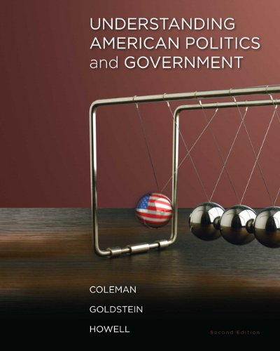 Understanding American Politics and Government 9780205829330
