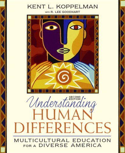 Understanding Human Differences: Multicultural Education for a Diverse America 9780205531042
