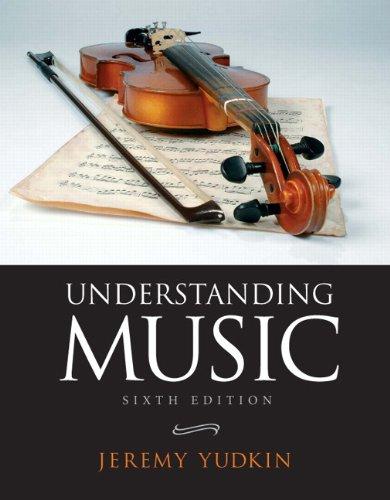 Understanding Music 9780205632138