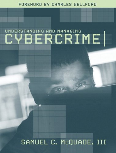 Understanding and Managing Cybercrime 9780205439737