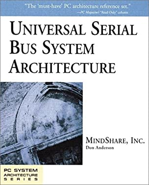 Universal Serial Bus System Architecture 9780201461374
