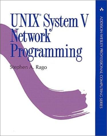 Unix System V Network Programming 9780201563184